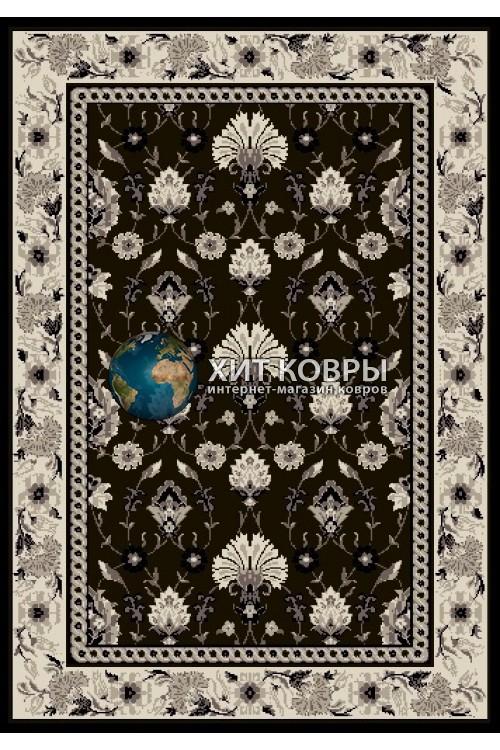 Турецкий ковер B574 черный